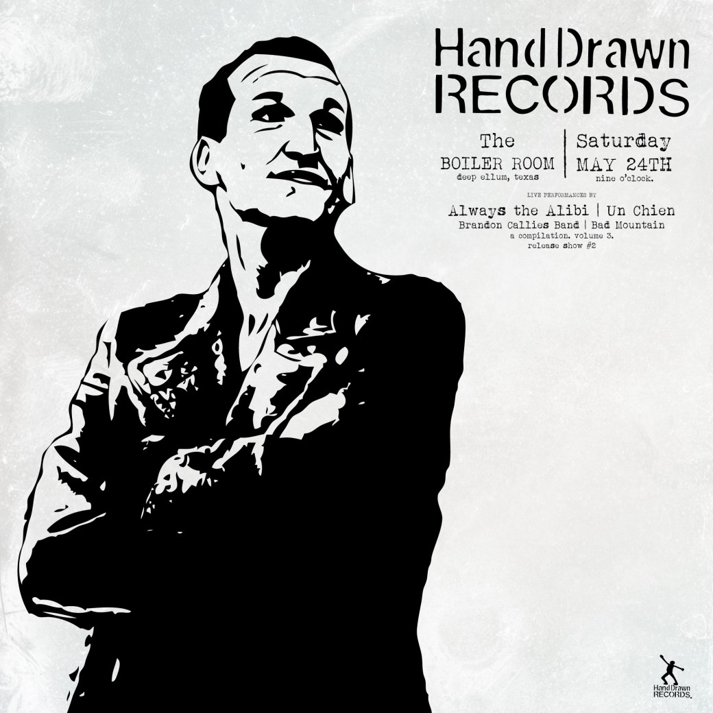 Hand Drawn Records A Compilation Volume 3, Release Show #2