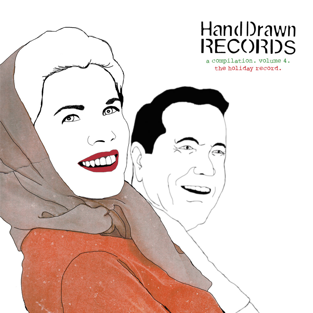 Hand Drawn Records. A Compilation. Volume 4.