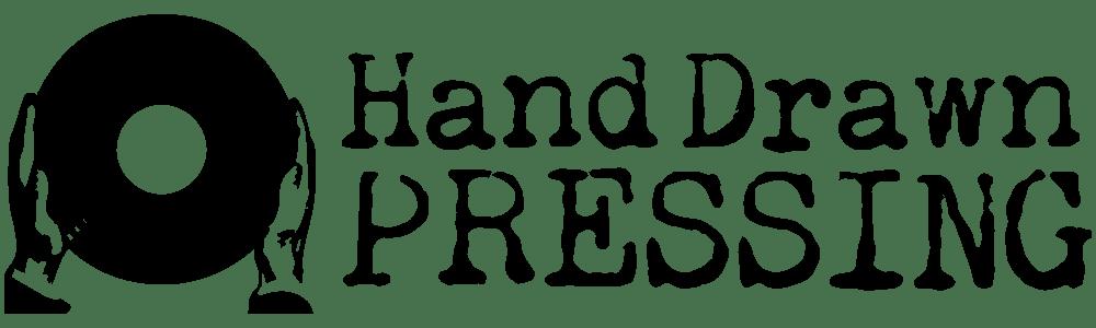 Hand Drawn Pressing: Independent Vinyl Record Pressing Service