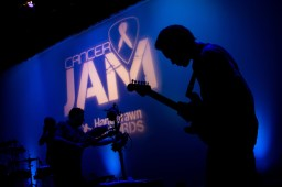 House Band: Cancer Jam 2015