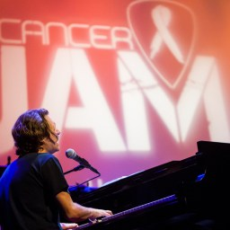 Andrew Tinker: Cancer Jam 2015
