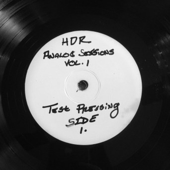 Analog Sessions, Volume 1. // Test Presses // Photo by Dustin Blocker ©2015