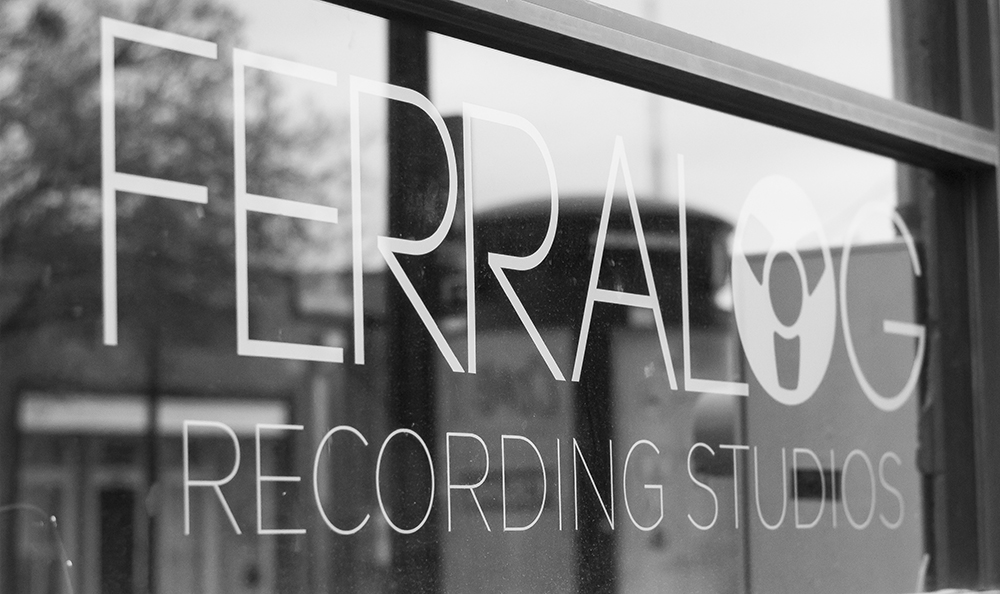 Analog Sessions, Volume 1. // Ferralog Recording Studios // Photo by Brooke Adams ©2015