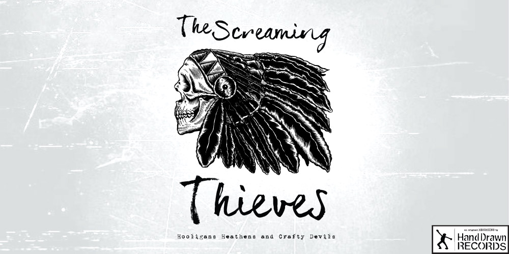 Screaming Thieves Album Release // Oct 17, 2015