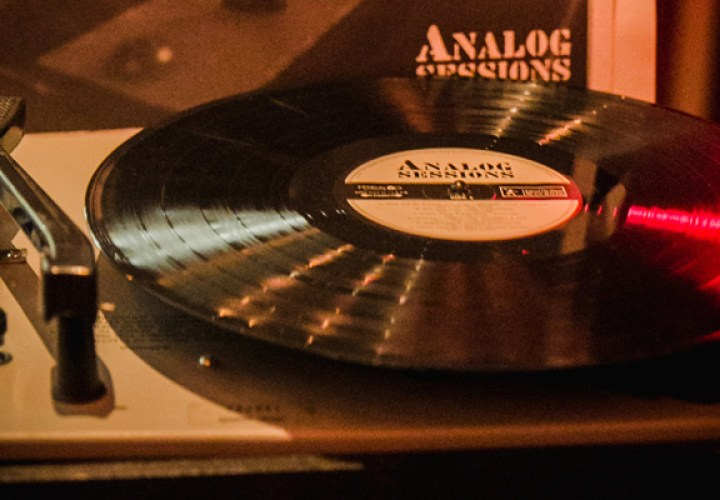 Analog Sessions Vol 1., The Listening Party at Midnight Rambler // Honey Russell Photography ©2015