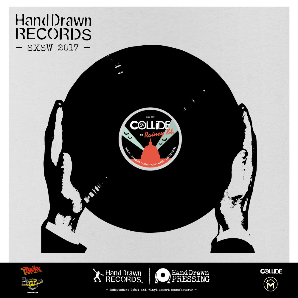 Hand Drawn Records: SXSW 2017