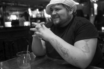 Cancer Jam 2016: Paco Estrada (South FM) // Photo by Dallas Observer