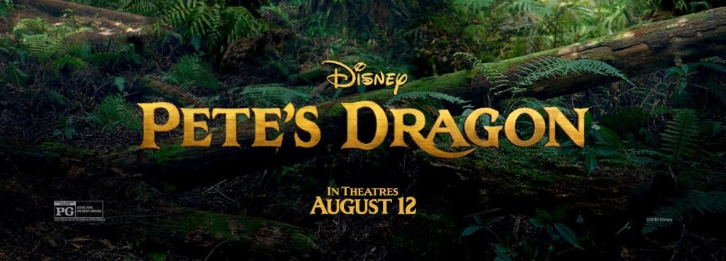 Pete's Dragon (2016) by Disney