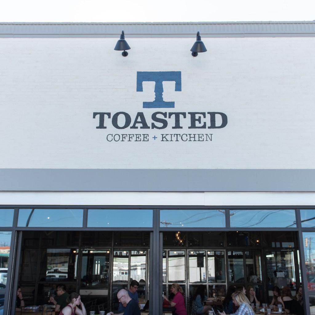 TOASTED Coffee + Kitchen (Dallas, TX)