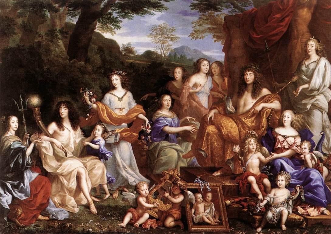 Le clavecin de Versailles