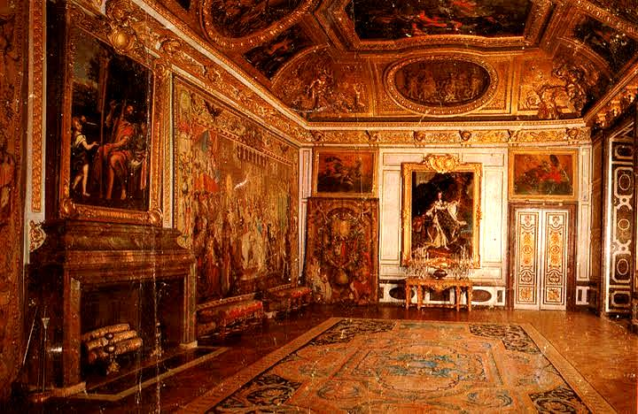 Salone di Marte  Versailles