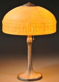 Handel Lamp # 5635 | Value & Appraisal | Handel Lamps