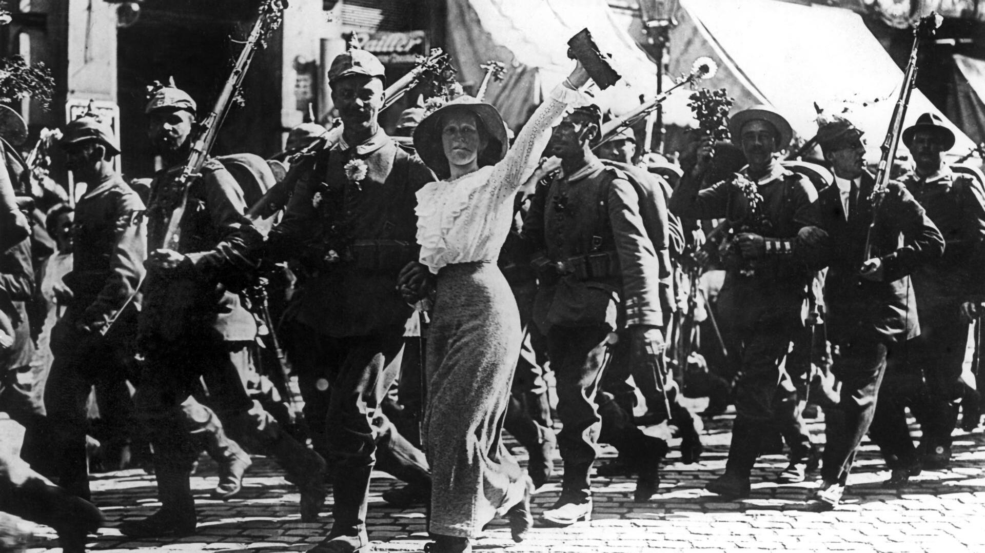 Erster Weltkrieg: Das Leben und Leiden der Soldaten
