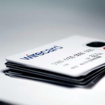 Der Kurs von Wirecard, einem Anbieter für elektronische Zahlungslöungen, ist am am vergangenen Dienstag nach Marktgerüchten heftig eingebrochen. Die BaFin prüft mögliche Manipulationen. Quelle: Pressebild
