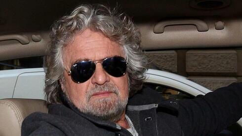 """Beppe Grillo führt die Protestbewegung """"Fünf Sterne"""" an. Quelle: dpa"""