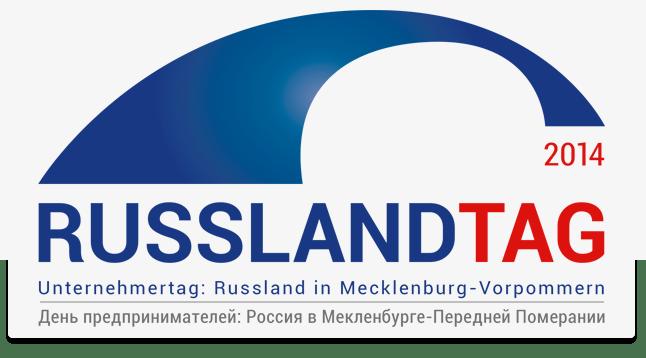 Das Logo des Russlandtags: Umstrittene Veranstaltung.