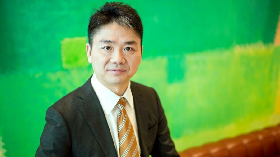 JD.com-Chef Richard Liu über seine Expansionspläne für Europa