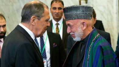 In der russischen Hauptstadt finden innerafghanische Gespräche statt. Quelle: dpa