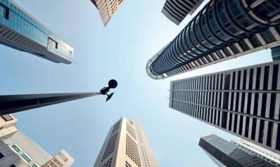 Der Stadtstaat Singapur setzt auf AGT: Intelligente Sensoren und Social-Media-Üb