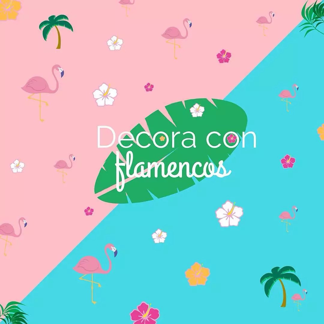 Ideas de decoracin con flamencos MUY divertidas  Handfie