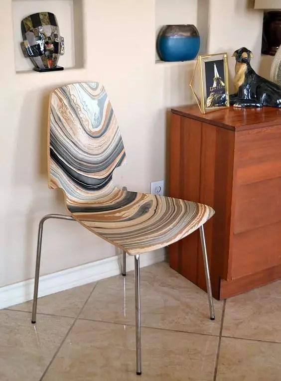 18 formas originales de personalizar sillas Ten una