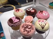 Cupcakes från Selfridges