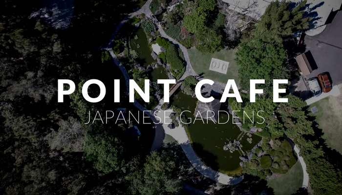 Point Cafe Japanese Gardens