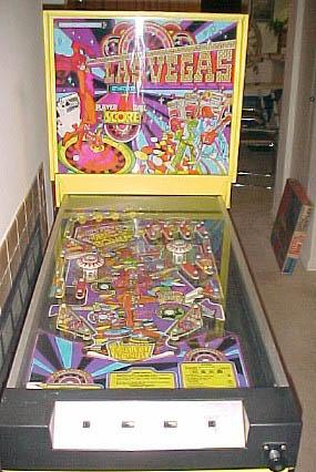 Mattel Las Vegas Pinball