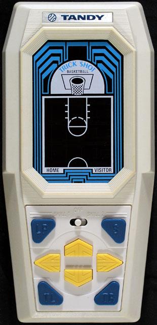 Tandy Trick Shot Basketball