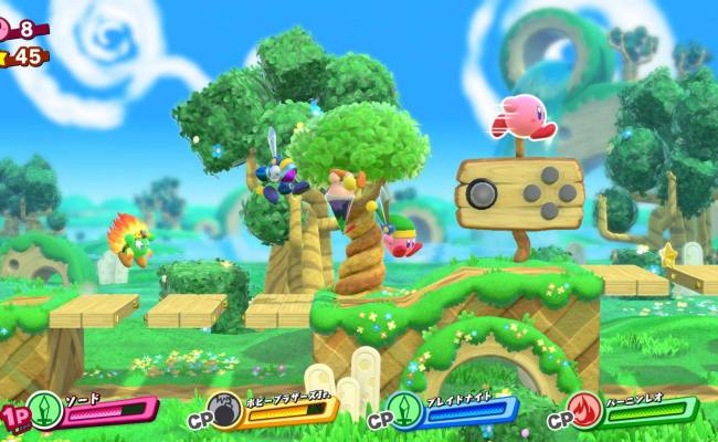 Kirby Star Allies Launches For Nintendo Switch In Spring