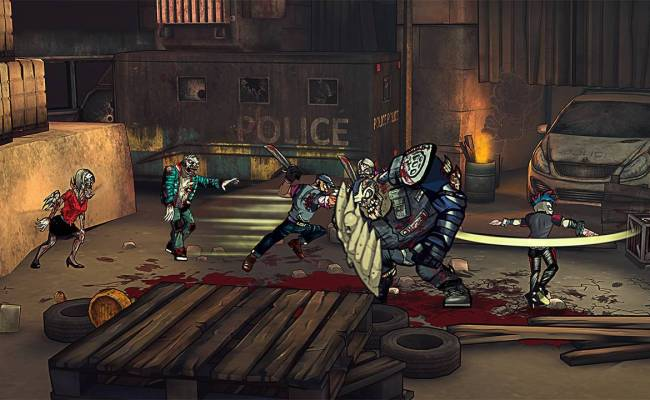Bloody Zombies Coming To Nintendo Switch On December 23