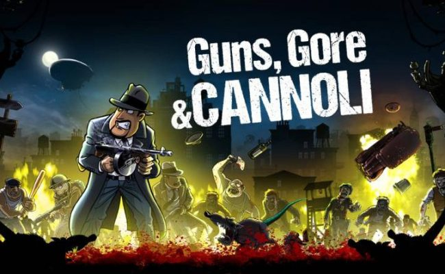 Guns Gore Cannoli Available Now For Nintendo Switch