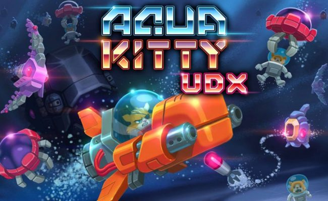 Aqua Kitty Udx Coming To Nintendo Switch On February 15