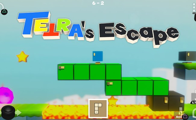 Tetra S Escape Coming To Ps Vita Switch Next Month Handheld Players
