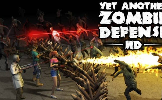 Yet Another Zombie Defense Hd Coming To Nintendo Switch In