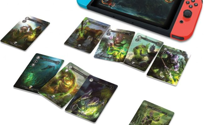 Malkyrs The Interactive Card Game Heading To Nintendo