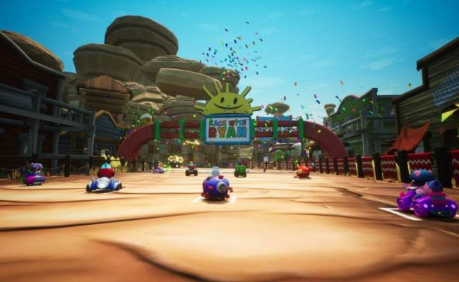 Race With Ryan Coming To Nintendo Switch On November 1