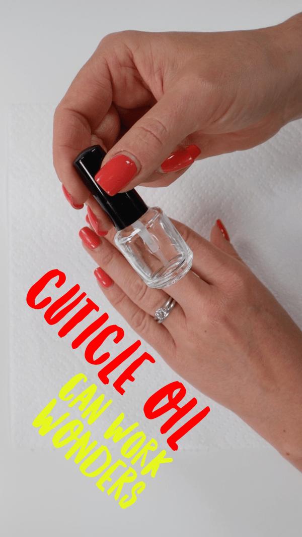 Cuticle Oil Can Work Wonders