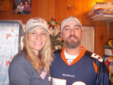Mike and Lea Bronco pic 2012