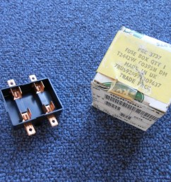 land rover military defender 90 110 air conditioning fuse box  [ 1024 x 768 Pixel ]
