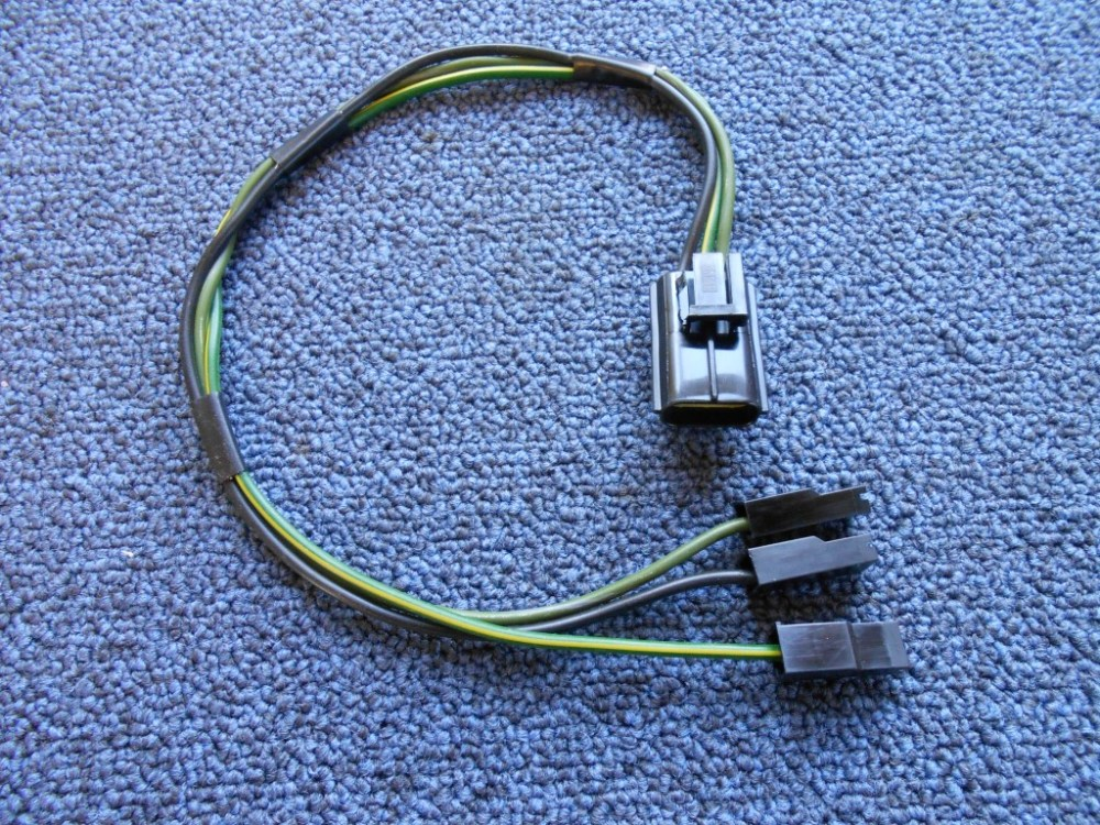 medium resolution of land rover military defender 90 110 wolf heater wiring harness utp1908