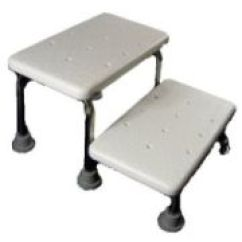 Folding Chair Enclosure Metal Childrens Kitchen Step Stools | Handicapped Equipment