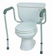 Handicapped Equipment The Benefits of Toilet Grab Bars