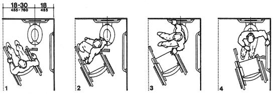 Wheelchair Bathroom Transfer Techniques