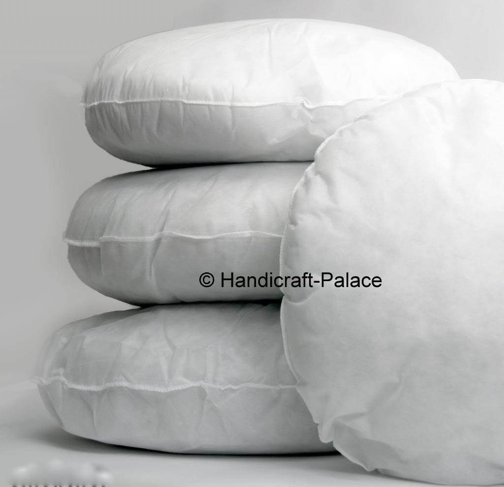 floor pilow insert round ottoman pouf mandala inner indian floor pillow insert 32