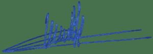 Signature de Pascal Jacob