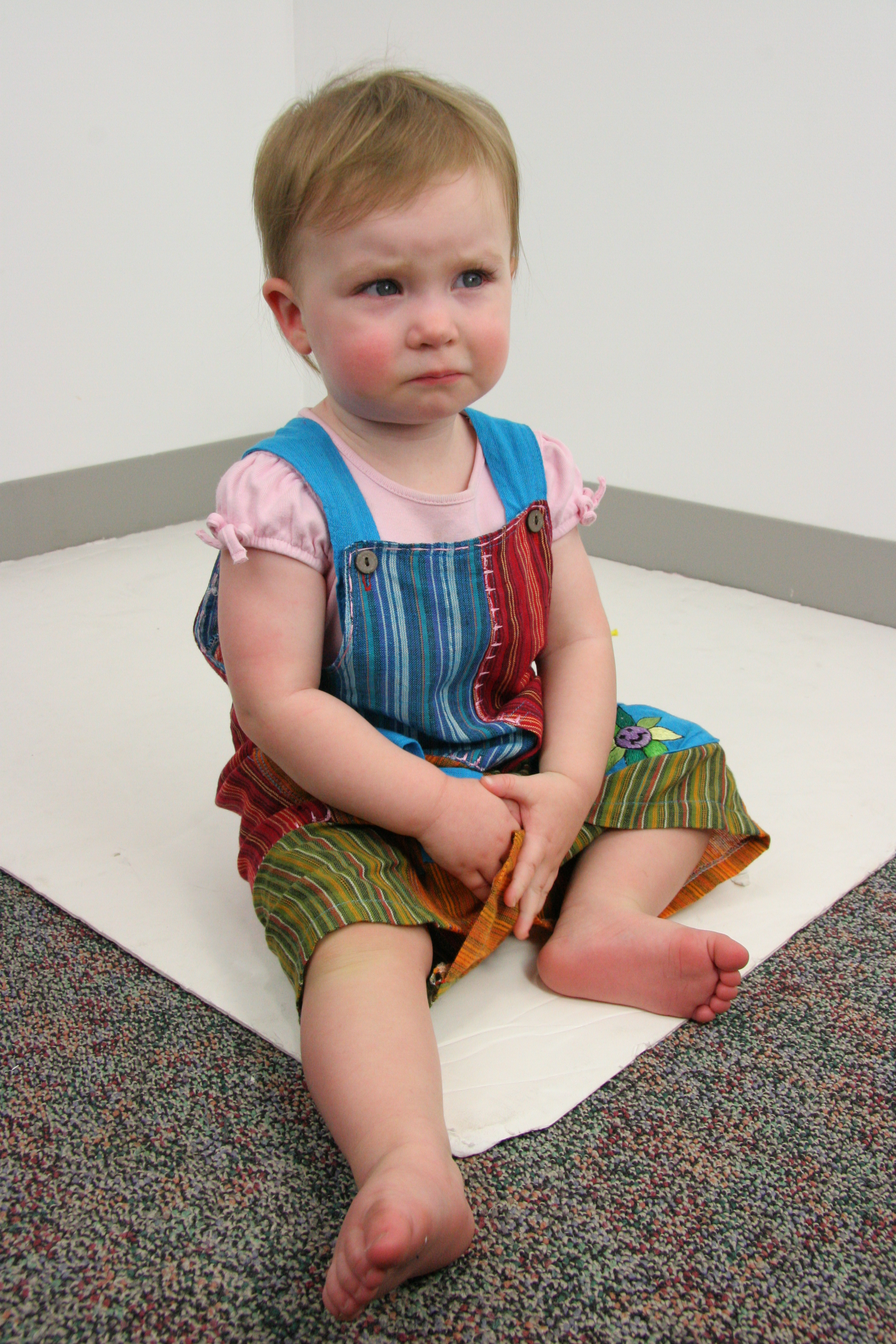 Crying helps children offload feelings