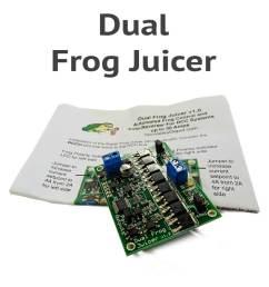 dual frog juicer jpg [ 900 x 900 Pixel ]