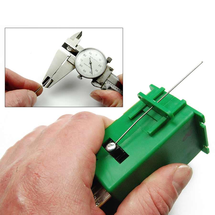 medium resolution of  037 diameter throwbar wire for tortoise switch machines