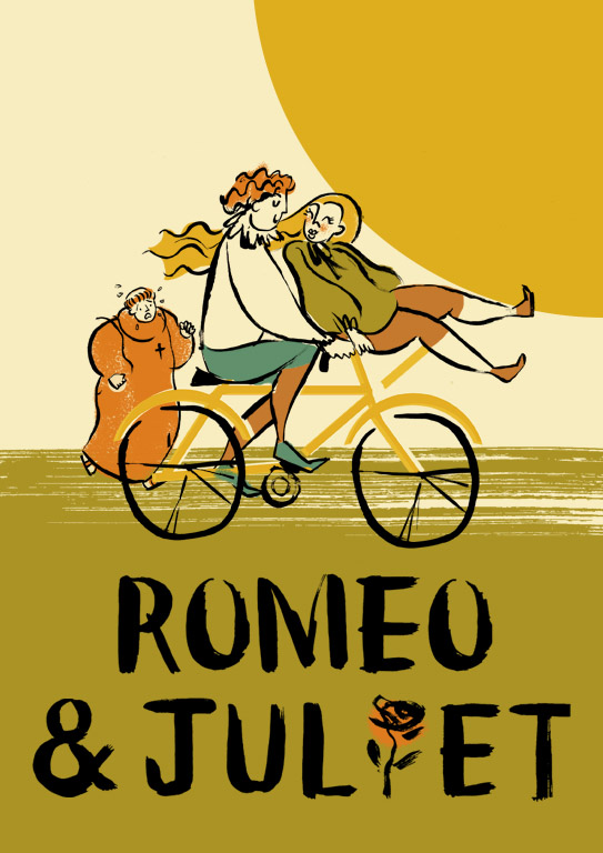 The HandleBards Romeo and Juliet